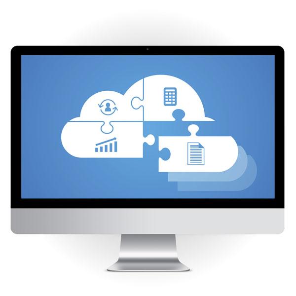Soluciones de gestión empresarial en la nube (CRM y ERP)
